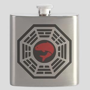 Red Herring Dharma Flask