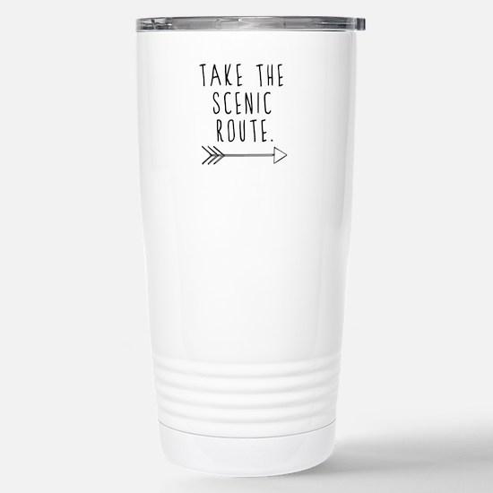 Scenic Route Mugs