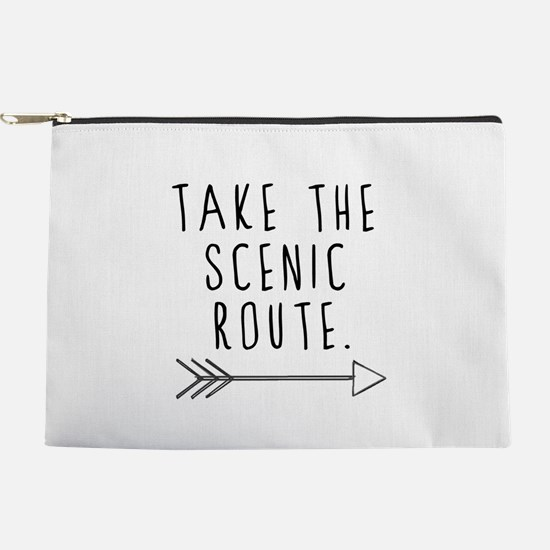 Scenic Route Makeup Pouch