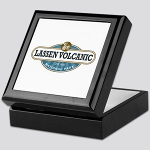 Lassen Volcanic National Park Keepsake Box