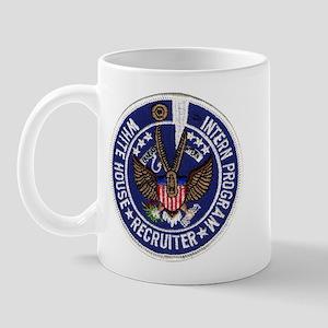 Presidential Intern Recruiter Mug
