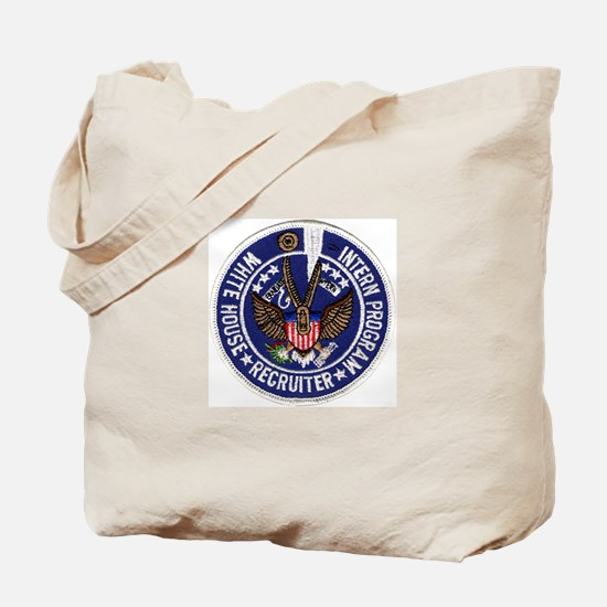Presidential Intern Recruiter Tote Bag