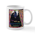 Flip Bop Joy Mug