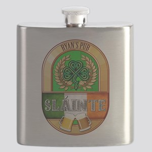 Ryan's Irish Pub Flask