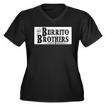 the Burrito Brothers Plus Size T-Shirt