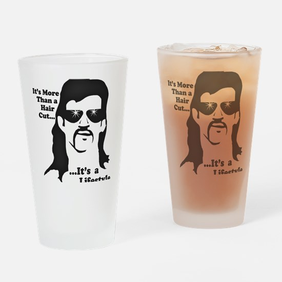 Mullet-Lifestyle Drinking Glass