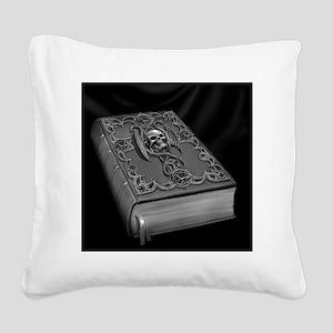 liber tenebrarum midian Square Canvas Pillow