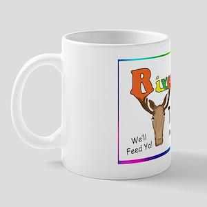 Logo_rainbow1Wide copy Mug