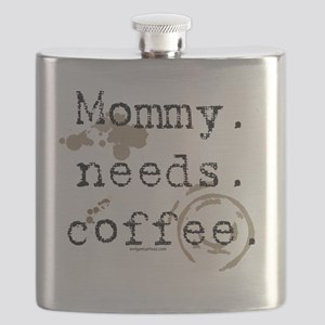 mommyneedscoffee Flask