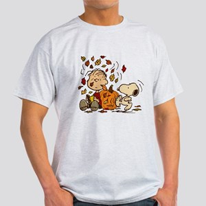 Fall Peanuts Light T-Shirt