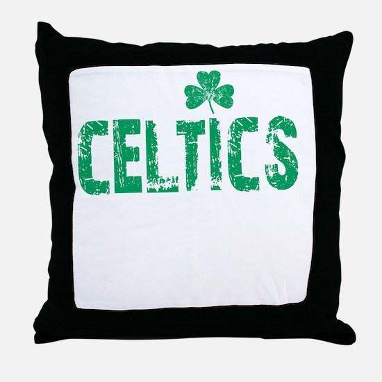 Celtics Thing -dk Throw Pillow