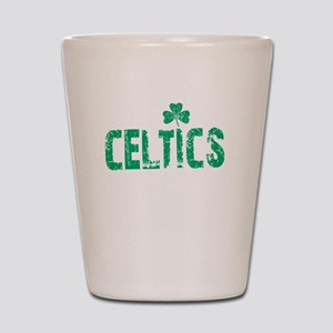 Celtics Thing -dk Shot Glass