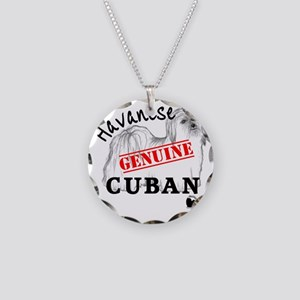 GenuineCuban_with_HRIlogo Necklace Circle Charm