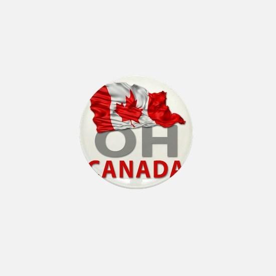 Canada day 02 Mini Button