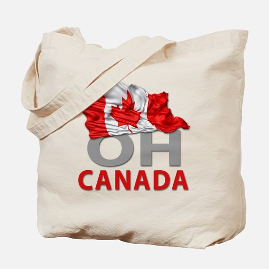 Canada day 02 Tote Bag