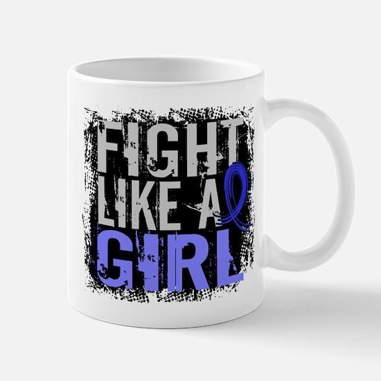 Fight Like a Girl 31.8 RA Mugs