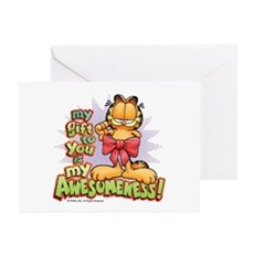 My Awesomeness Greeting Cards (pk Of 10)