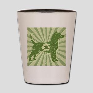 going_green Shot Glass