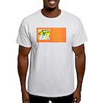 1 Peter Verses Ash Grey T-Shirt