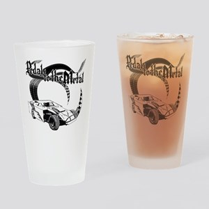 PTTM_DirtMod_NoWhite Drinking Glass