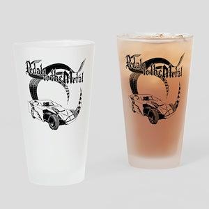 PTTM_DirtMod_NoWhite Drinking Glass