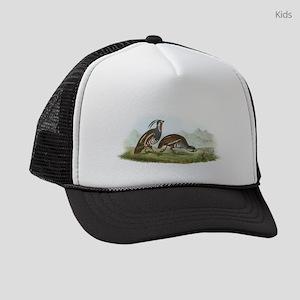 Mountain Quail Kids Trucker hat