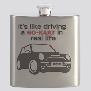 Like Driving a Go-Kart Flask