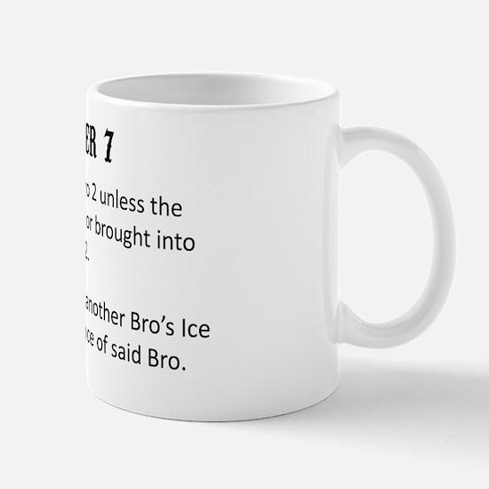 rule-number-7-export Mug