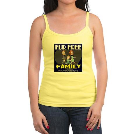 FUR FREE FAMILY Jr. Spaghetti Tank