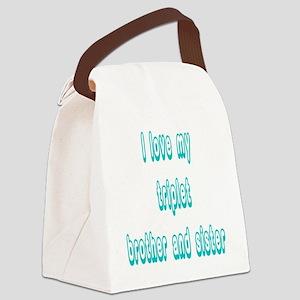 lmtbas Canvas Lunch Bag