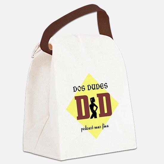 Mas Fina Canvas Lunch Bag