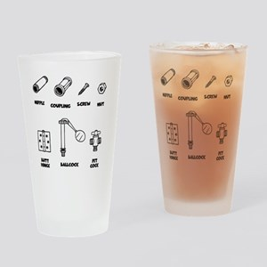 2-sexy-parts-LTT Drinking Glass