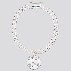 2-sexy-parts-LTT Charm Bracelet, One Charm