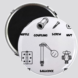 2-sexy-parts-LTT Magnet