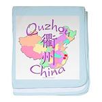 Quzhou China baby blanket