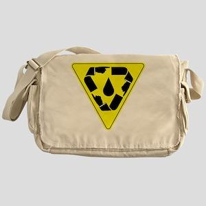 oil_spill_point_yield3c Messenger Bag
