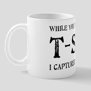 captured your flag Mug