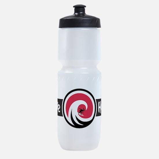 Wave Hound Circle 10 Sports Bottle