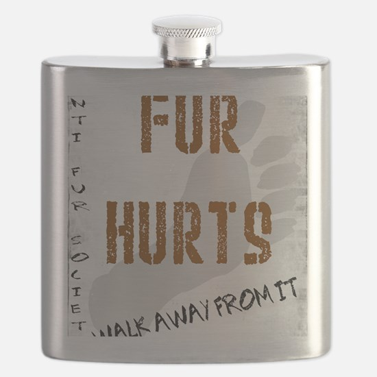 Fur walk away from it Flask