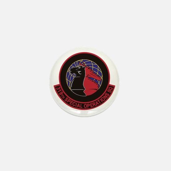 319_sos Mini Button