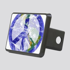 Peace on Earth (Progressiv Rectangular Hitch Cover