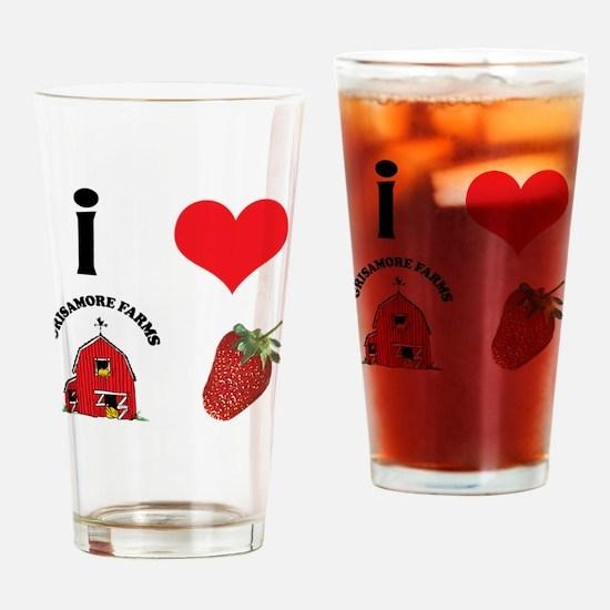 5x7_bib2 Drinking Glass