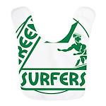 Green Surfers 10 Bib