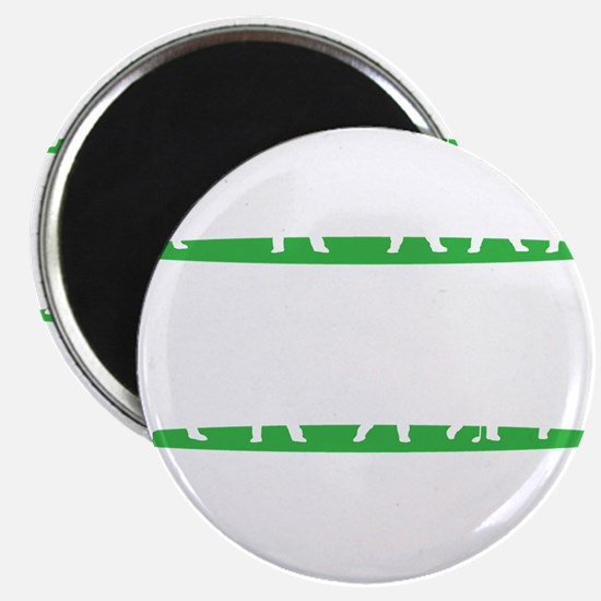Golf Driving Sequence copy Magnet