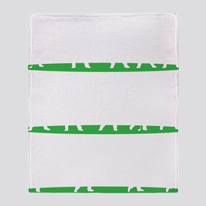 Golf Driving Sequence copy Throw Blanket