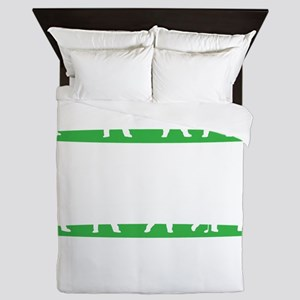 Golf Driving Sequence copy Queen Duvet