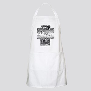 FULL SERENITY.PRAYER Apron