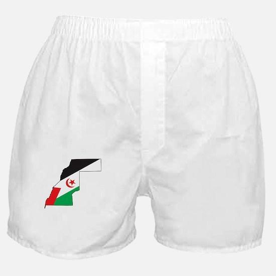 WS1Bk Boxer Shorts