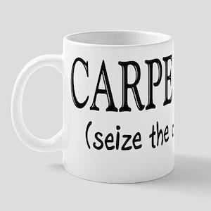 Carpe Yarn Mug