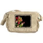 Tulips Messenger Bag